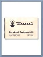 Maserati owners manuals sciox Images