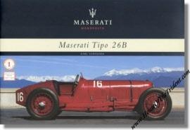 Maserati Tipo 26B - History book